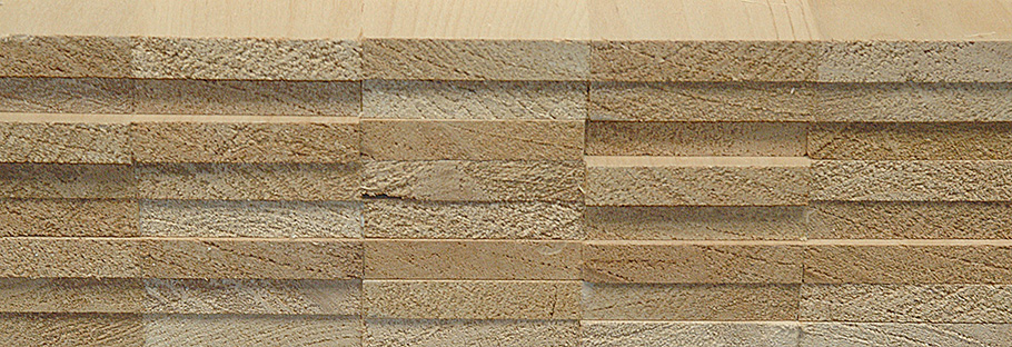<p>Every slab of solid wood is different and unique, just like every type has its own grain, color and fibers.</p>